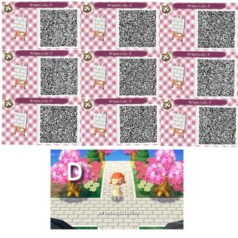 List Of Attractive Acnl Qr Codes Wege Ideas And Photos Thpix
