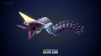 Sea Dragon Leviathan