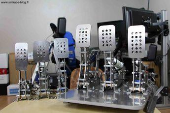 Heusinkveld Engineering Sim Pedals Ultimate + Baseplate