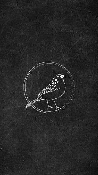 Free Chalkboard Instagram Story Highlight Icons - Cherbear Creative