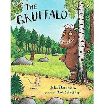 The Gruffalo (Reprint) (Paperback) by Julia Donaldson