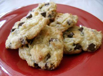 Cream Cheese Cake Mix Cookies