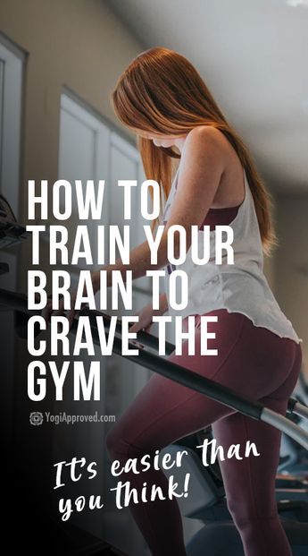 How to Train Your Brain to Crave the Gym: It's Simpler Than You Think (And Totally Doable!)