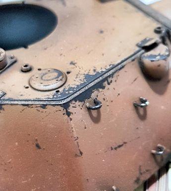 hard surface texture