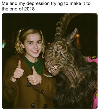 "Just 16 Hilarious Tumblr Memes About ""Chilling Adventures Of Sabrina"""