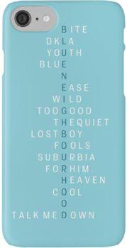 BLUE NEIGHBOURHOOD iPhone 7 Cases