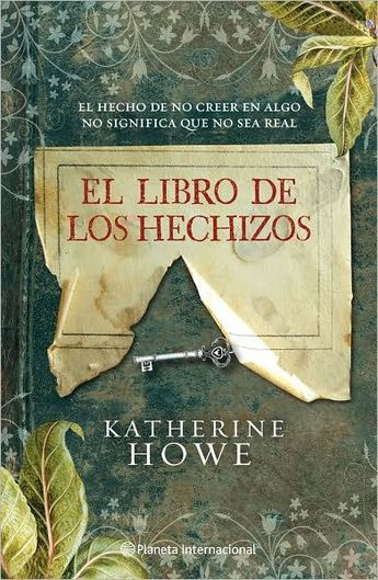 El libro de los hechizos (The Physick Book of Deliverance Dane)