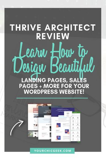 Thrive Architect is one of the most powerful landing page creator tools for WordPress. Read this Thrive Architect 2018 review to learn more about it...