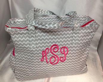 Monogram Diaper Bag Bags Baby