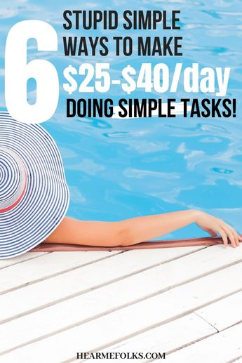 How to Make $50 Fast in the Next 24hrs Doing Simple Tasks | HearMeFolks