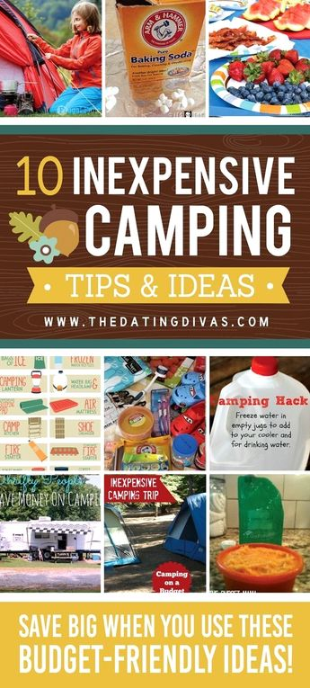 Camping Tips In Yosemite and PICS of Camping Weekend Tips. #camping #campingtips