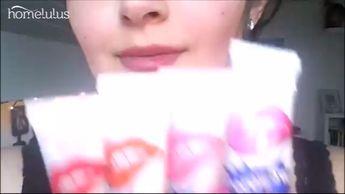 Magic Lip Gloss Tattoo