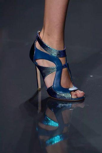 Magnifiques chaussures pour Femme tendance été 2018