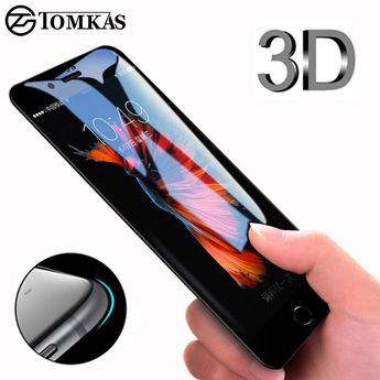 Use: Mobile Phone Features: Easy to Install,Scratch Proof,Ultra-thin With Retail Package: Yes Compatible iPhone Model: iPhone 7,iPhone 6s,iPhone 7 plus,iPhone 6 plus,iPhone 8,iPhone X,iPhone 6,iPhone 8 Plus Package: Yes Type: Front Film Edge-to-edge Coverage: Yes Brand Name: Tomkas Compatible Phone Brand: Apple iPhone Compatible Phone Model 1: For iPhone 6 6S Glass Compatible Phone Model 2: For iPhone 6 Plus Glass Compatible Phone Model 3: For iPhone 7 Glass Compatible Phone Model 4: For iPhone