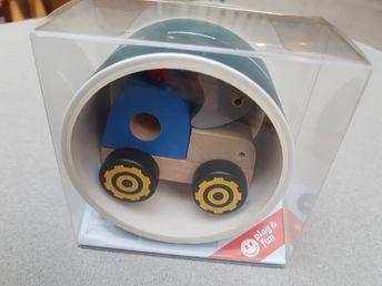 Le véhicule à construire et son mini circuit