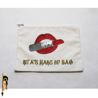 #paint #painting #artsy #artoftheday #artlife #art #paintings #farbe #painter Custom make up bag *****#CustomShirts #Vinyl #Paint #Detroit #Local #Crochet #ShopSmall #Clothing #Decals #Colors #Bold #Art #Custom #Love #Branding #BusinessShirts #WorkShirts #Stickers #Mugs #Work #Business #Earrings #Fashion #MakeUp #Bag #Cosmetics