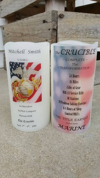 graphic about Crucible Candle Printable referred to as Listing of crucible candle guidelines usmc impression achievement Pikosy