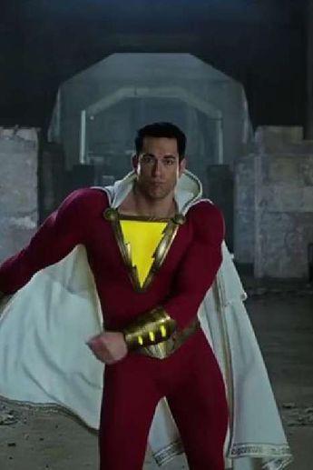 Shazam's movie costume development worked out to over $1 million per super-suit - Critical Hit #Shazam #Superman #Bolt #Batman