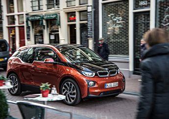 Bmw Garage Amsterdam : Bmw i could turn into bmw ix electric crossover