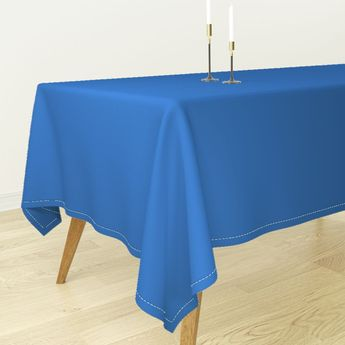 Twilight Nebulas Blue 2018 Fall Winter Color Trends Rectangular Tablecloth