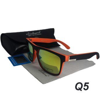 416165199d 2018 Brand Polarized Sunglasses Men Women Eyewear Male Sun Glasses for Men  Lentes hombre Oculos de