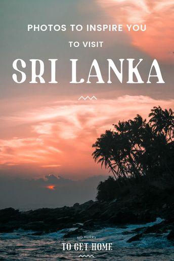 Through My Lens: Photos To Inspire You To Visit Sri Lanka