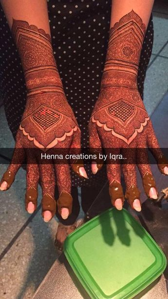 Henna Creations By Iqra