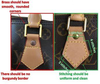 How to Spot a Fake Louis Vuitton Handbags