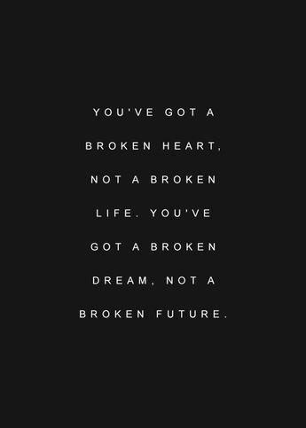 broken, dark, and inspiring image