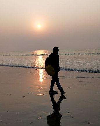 Sunset or surise ???...