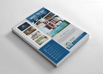 House Flyers Template Design - Graphic Prime