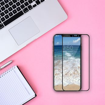 iPhone XS/X Tempered Glass Screen Protector (2.5D)