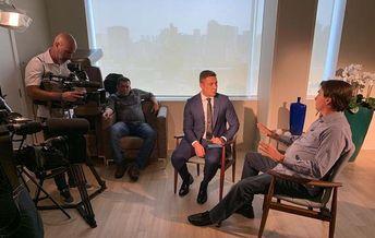 'Jornal da Record' exibe primeira entrevista de Bolsonaro após cirurgia – RENOVA Mídia