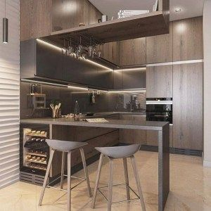 ✔ 55 amazing luxury kitchen ideas for your home 16