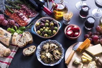 10 Healthy Spanish Foods Bull Health Fitness Revolution