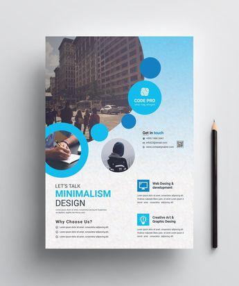 Print Ready Education Flyer Design 5.99