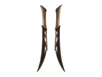 """Daggers of Tauriel - Dimensions: 18.9"""" x 13.4"""" x 2"""" (H x W x D)"""