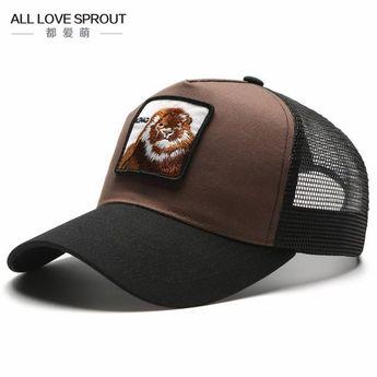 28135ea9a3d09 2017 snapback trucker mesh cap women baseball cap men women casquette  gorras planas King snapback caps