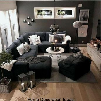 30+ Cozy Small Living Room Decor Ideas For Your Apartment, #