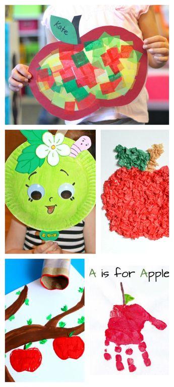 Apple Activities for Kids