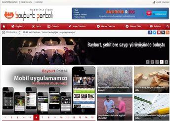 www.bayburt.web.tr Bayburt Bayburt Haber Bayburt Medya