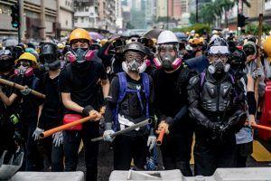 Estudantes de Hong Kong desafiam a China com boicote às aulas