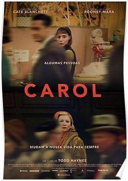 'CAROL' Poster by kerting