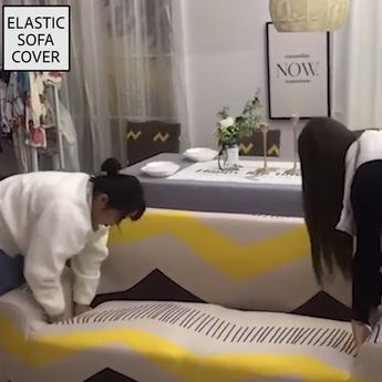 Last 9 hours promotion!!! - high quality stretchable elastic sofa cover