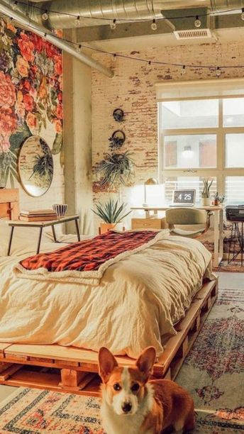 Find the most cute, cozy and modern DIY home decor ideas on a budget for your bedroom here. #homedecor #home #interior #interiordesign #diy #bedroom #bedroomdecor #bedroomideas