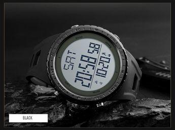 SKMEI 1288 Men Analog Digital Electronic Watch black Online Shopping | Tomtop