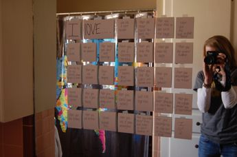 Love this idea, so easy and so meaningful! This will be done this year!!!]