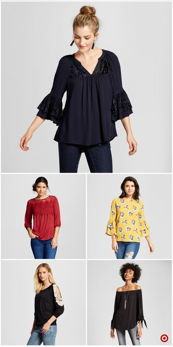 Shop Target for blouses you will love at great low prices. Free shipping on orders of $35+ or free same-day pick-up in store.