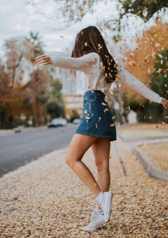 Are you getting ready for autumn ♥ Stunning and stylish outfit ideas from Zefinka.com for fashionable women.