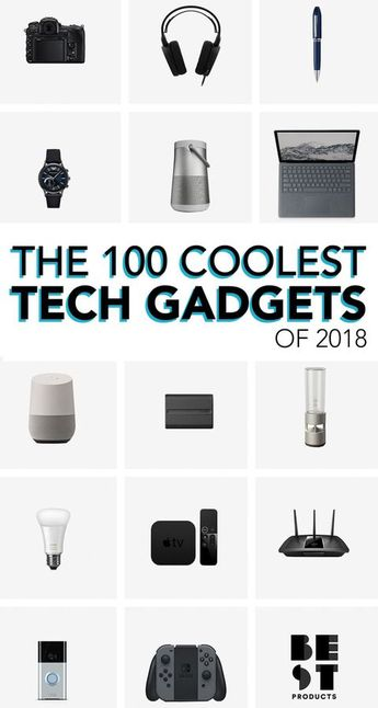 100 Tech Gadgets We Tested and Loved